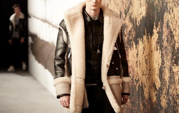Coach AW15 (Shaun James Cox, courtesy of British Fashion Council)