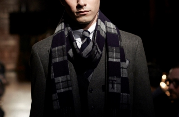 Hackett AW15 (Shaun James Cox, courtesy of British Fashion Council)