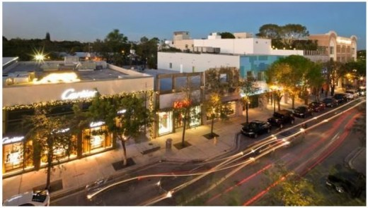 Miami Design District courtesy of Camron PR