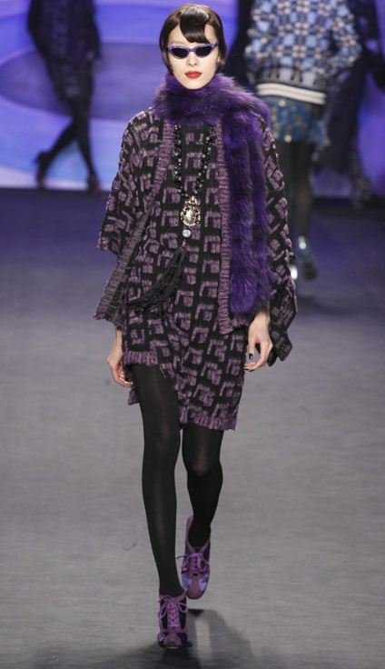 ANNA SUI 2014 FALL COLLECTION