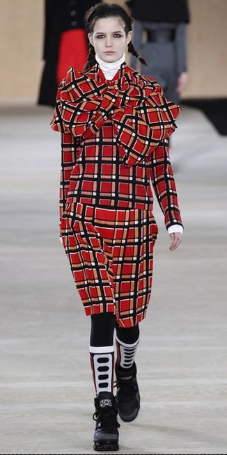 NYFW FALL 2014 - MARC BY MARC JACOBS