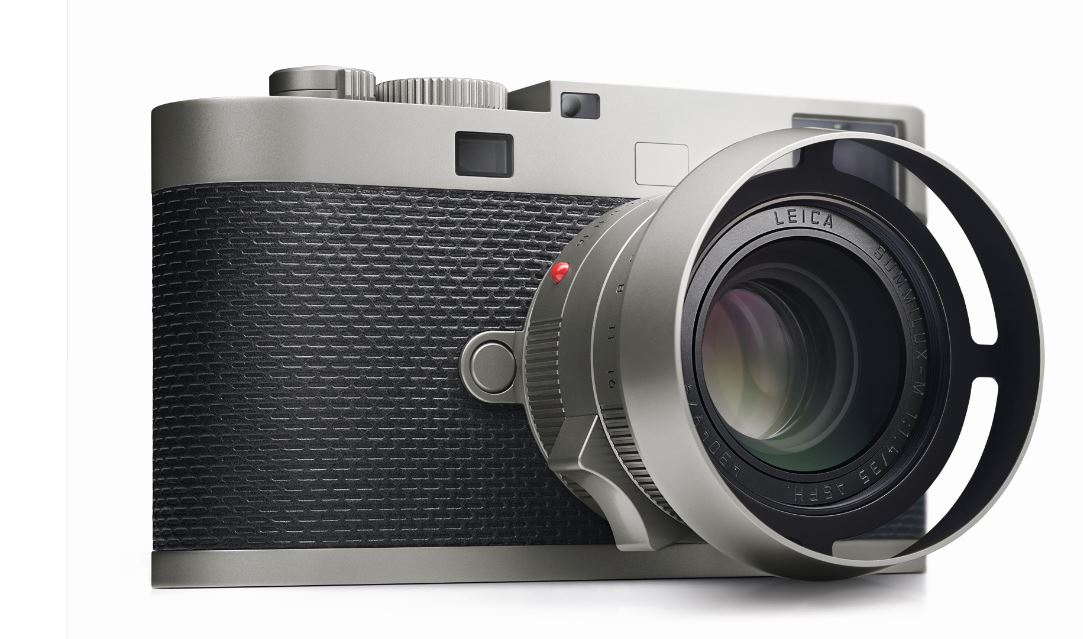 Leica M Edition 60 (Image Credit:  Leica)