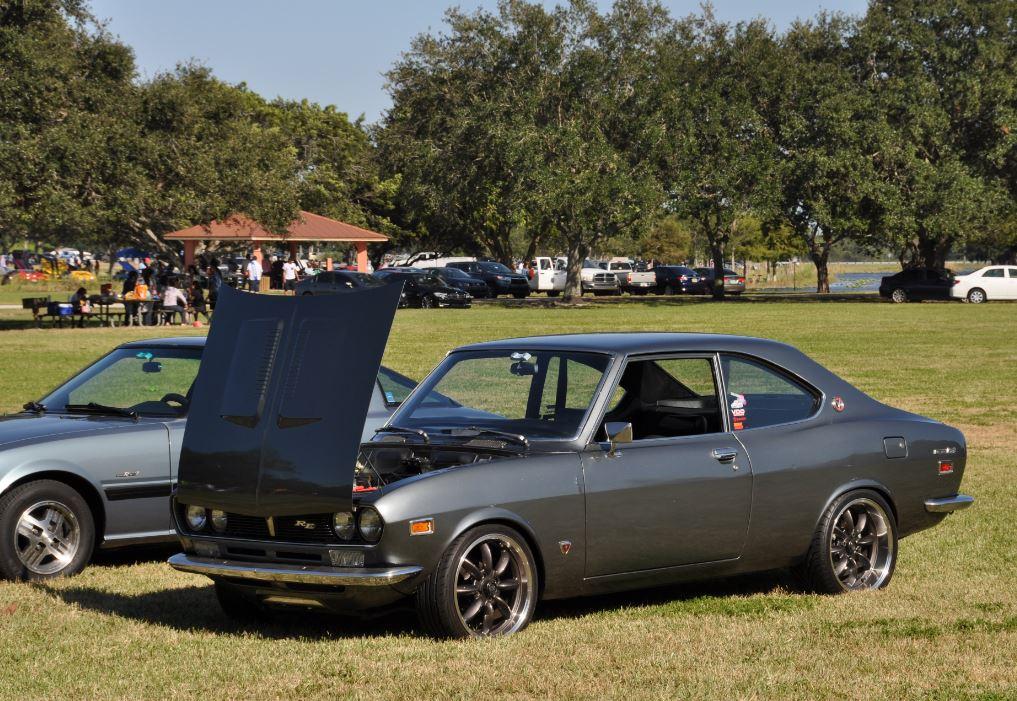 2014 Mazda Family Meet at Markham Park_1