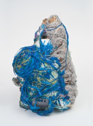 5. Judith Scott Untitled, 2003 Mixed media sculpture 19 x 8 x 9 inches Creative Growth Art Center, Oakland