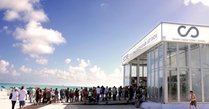 SCOPE Miami Beach 2014