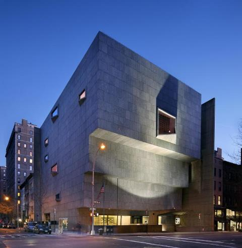 Met Breuer Opens March 18th