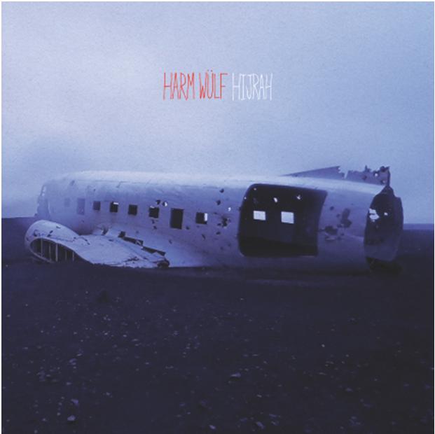 playlist: HARM WÜLF's new album HIJRAH
