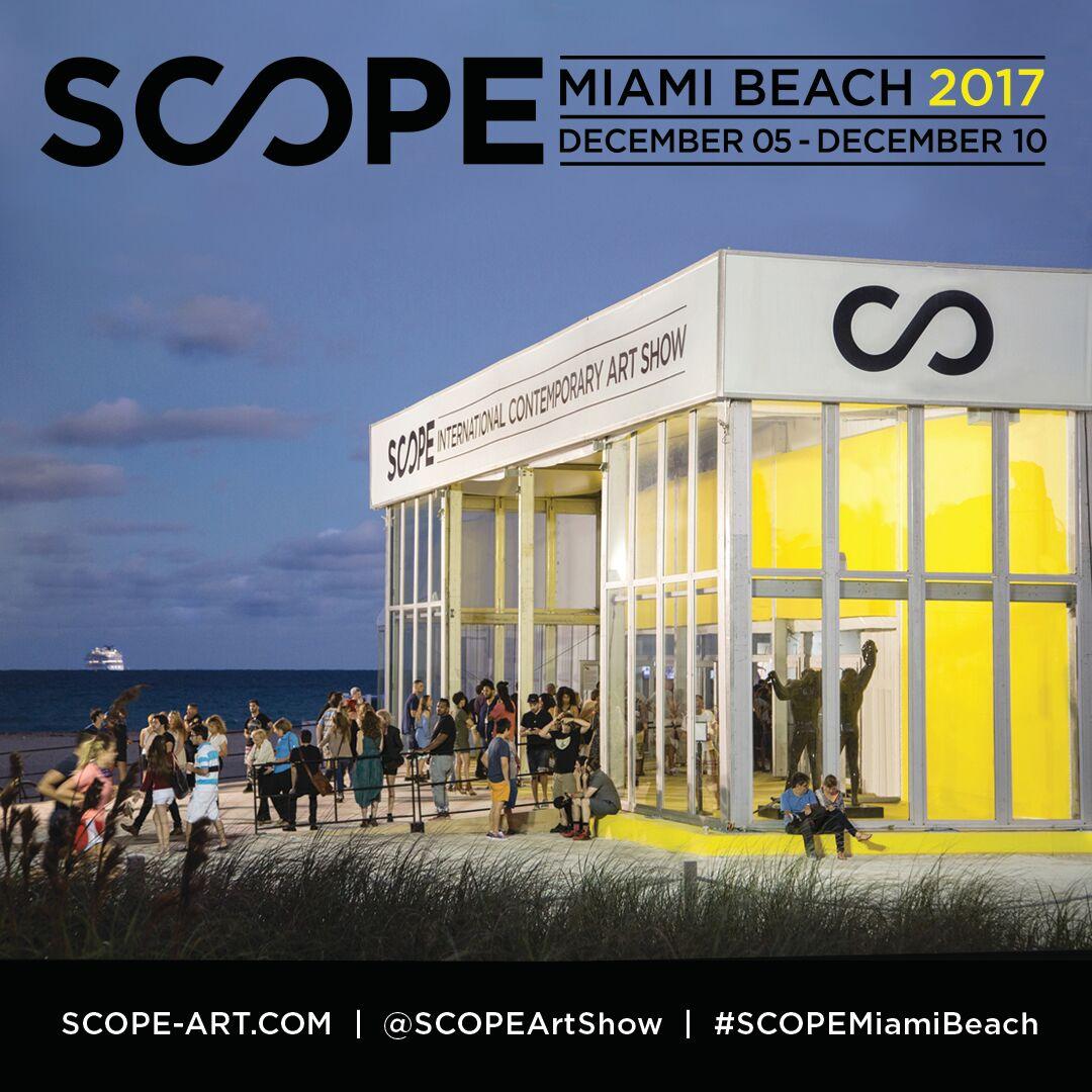 Save the Date: SCOPE Miami Beach 2017