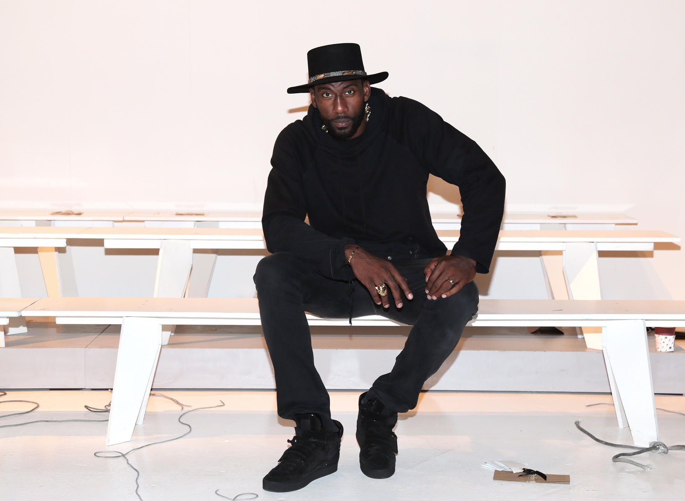 SCOPE Miami Beach 2017 x Amar'e Stoudemire's The Melech Collection
